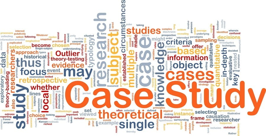 case studies in training methods